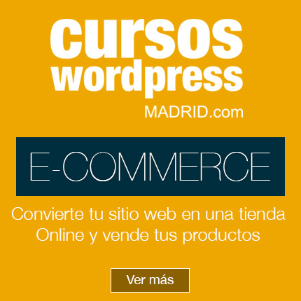 curso de wordpress para crear un e-commerce y vender con una tienda online