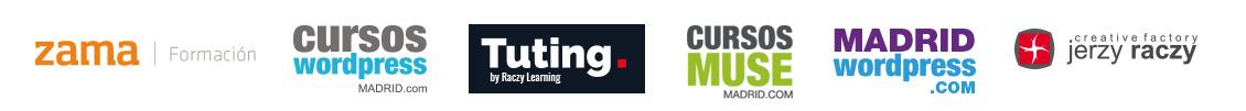logos de cursos wordpress