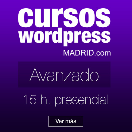 Curso WordPress Avanzado