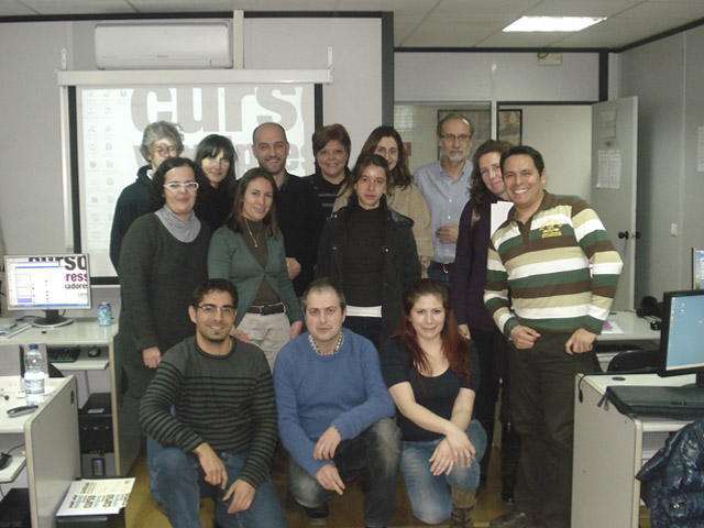 Grupo de wordpress madrid 14 de febrero