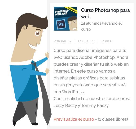 curso photoshop tuitng