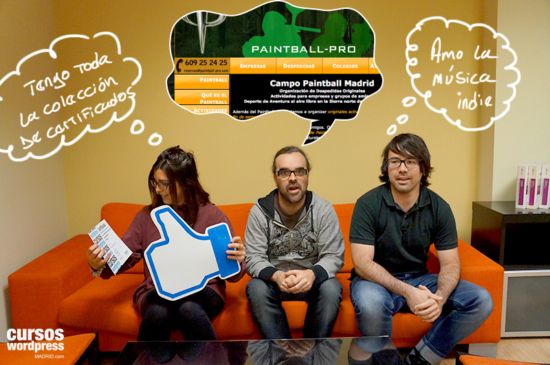 alumnos-wordpress-con sus proyectos