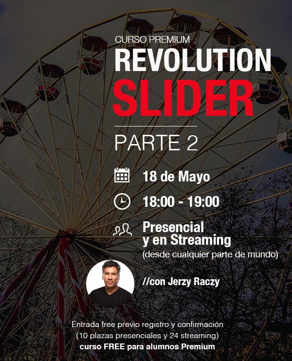 revolution slider p2