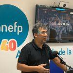 Jerzy Raczy Charla en ANEFP sobre diseño centrado el móviles