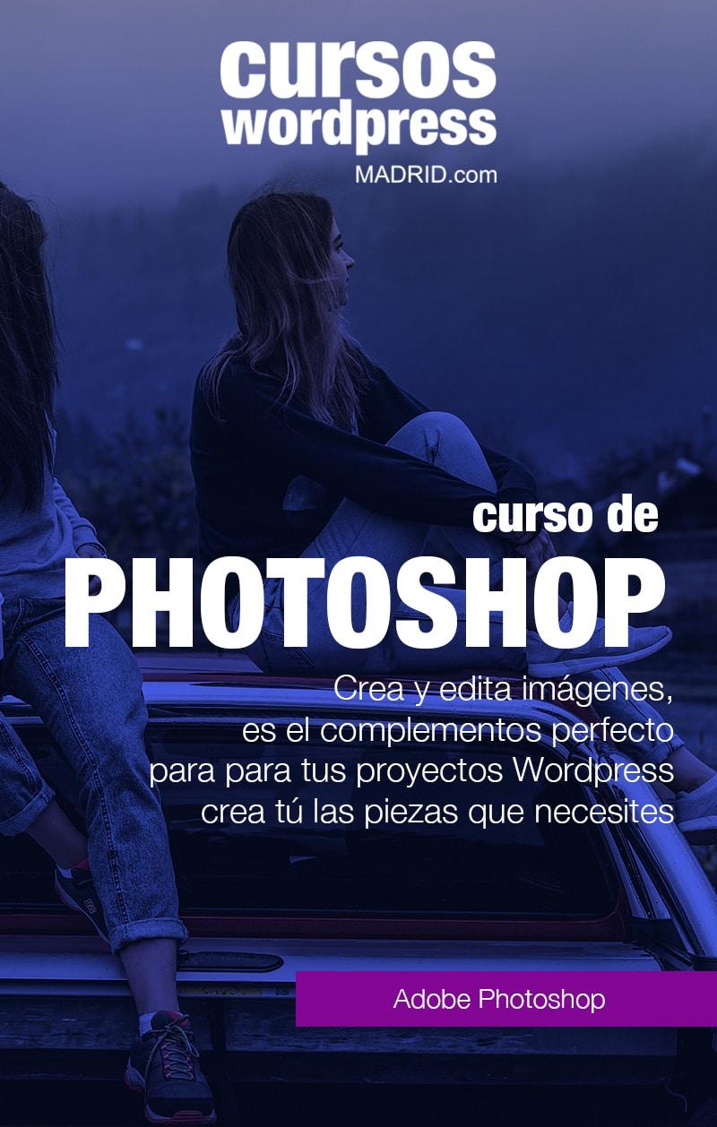curso de photoshop para wordpress